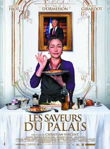 Les saveurs du Palais, le film