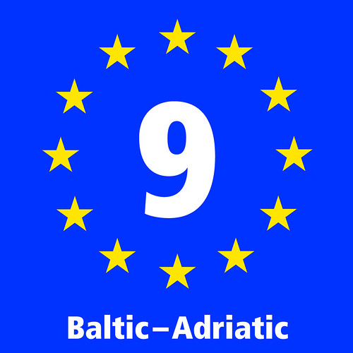 EuroVelo 9 - Baltic - Adriatic