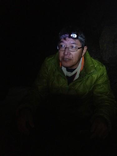 日本クライミング界の黎明期を担った男