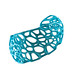 Cell Cycle jewelry in turquoise by nervous system