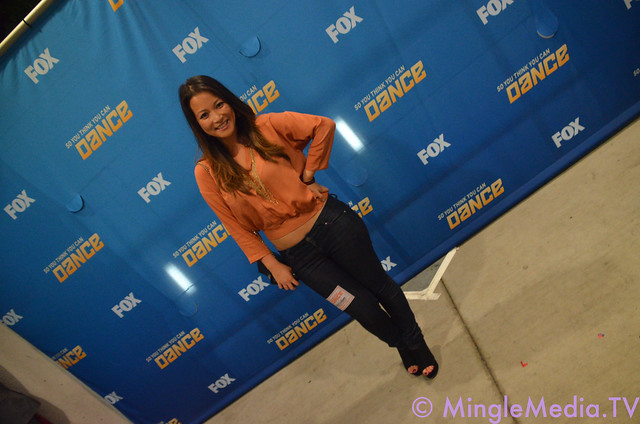 So You Think You Can Dance Tour Press Junket