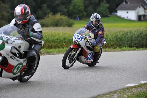 classic motorcycle Oldtimer Grand Prix 2012 Schwanenstadt Austria Copyright B. Egger :: eu-moto images 0321