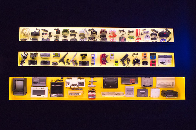 ACMI Game Masters Exhibition