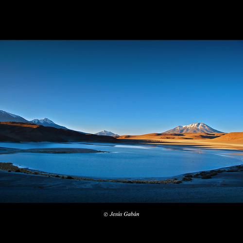 Laguna Hedionda 2 by Jesús Gabán