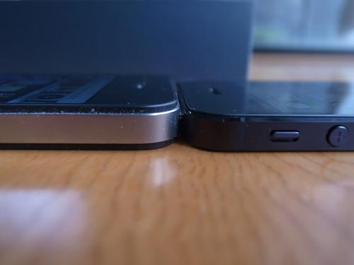 iPhone 5 & iPhone 4