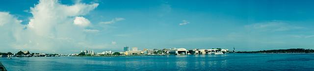 台南安平觀光漁港