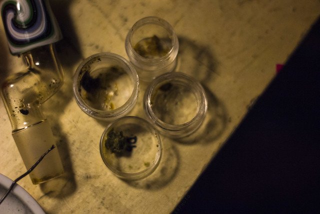 Header of concentrate