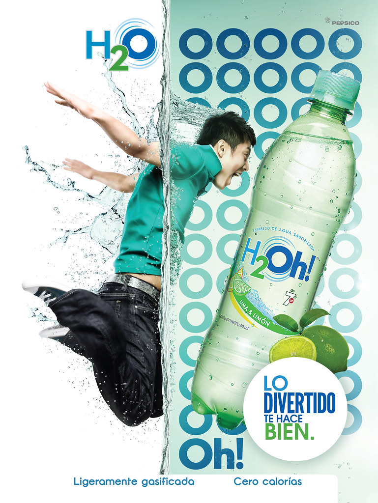 H2oh! Seven up
