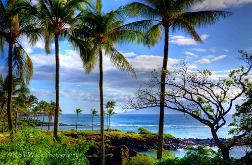 Kapalua Maui by nikonkell Kelly Wade Photography