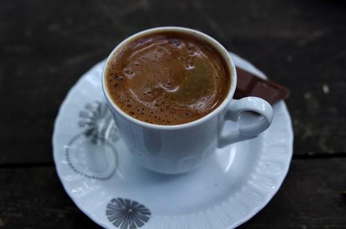 türk kahvesi - turkish coffee by yılmaz ürgün