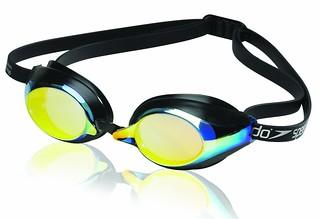 Speedo Speed Socket Mirrored Goggles