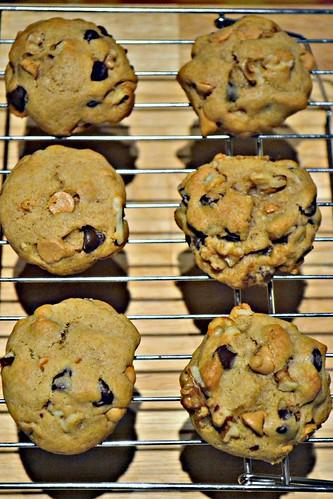 PB&Choco Cookies