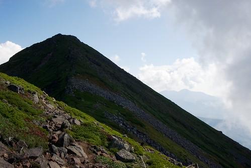 裏も良さげなオプタテシケ山