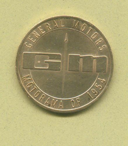 1954G.M.MOTORAMA#1