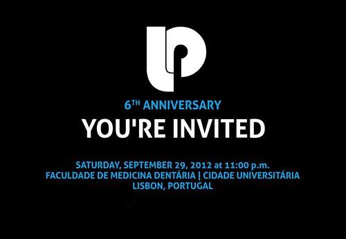 LESBOA PARTY > 6th Anniversary