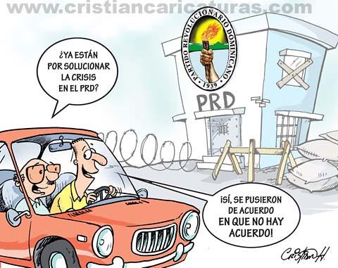 Acuerdo en el PRD