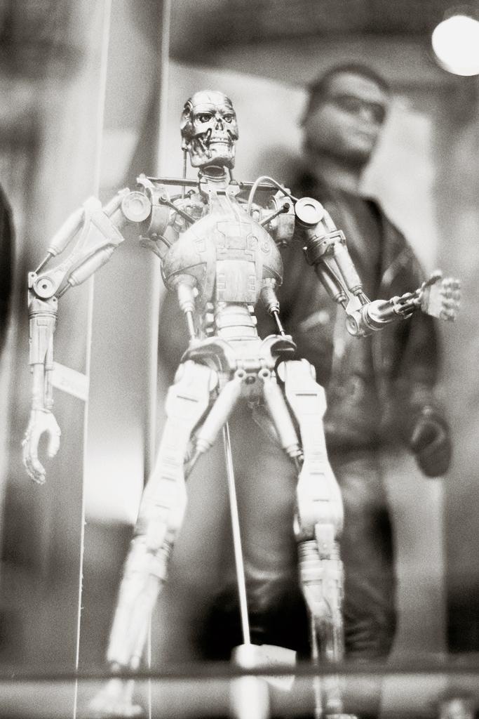 Terminator a la venta