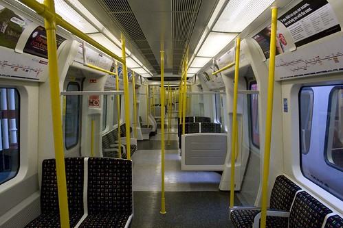 New Met Line carriages