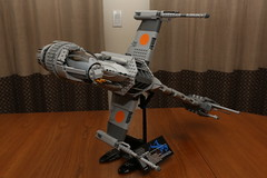 10227 B-wing Starfighter Review - 2