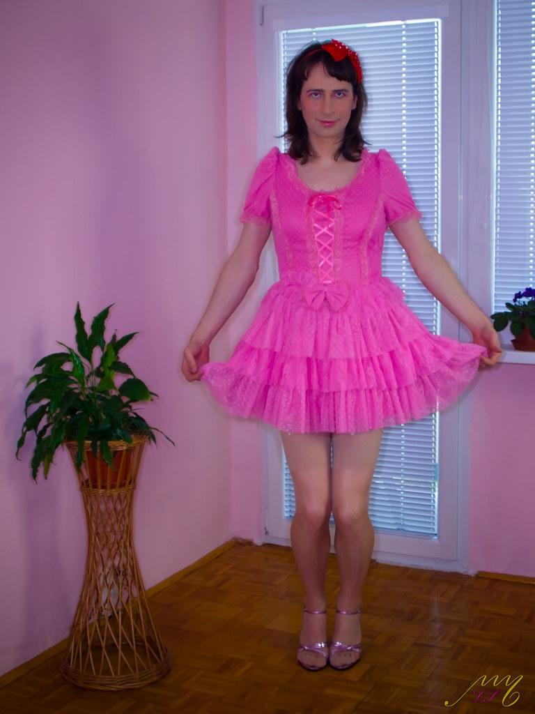 Sissy cross dress