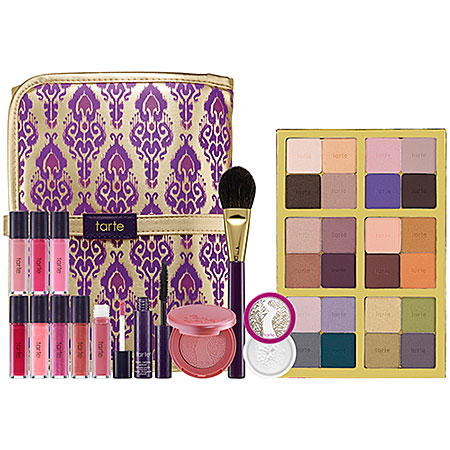 Tarte Holiday collection Sephora 2012 Gift Set Makeup