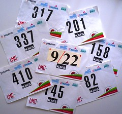 9 22 : symbolic number of LMC France race against CML (France)