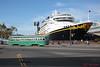 PCC 1053+Disney Wonder Embarcadero Pier 35 by terry.eyres