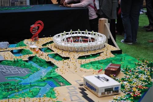 London Lego-cy