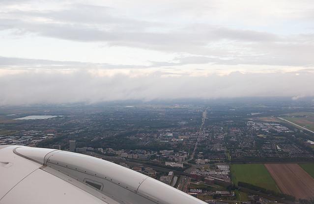 Leaving Amsterdam