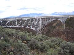 Rio Grande Gorge Bridge, New Mexico
