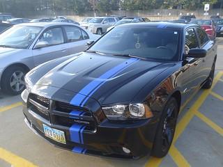 dodge charger mopar front