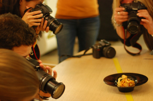Food Photography Workshop - September 2012