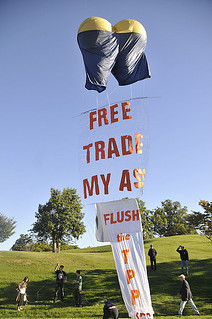 Free Trade My Ass -