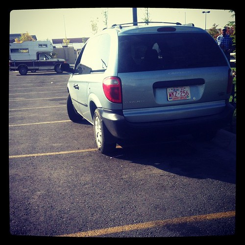 ⚠Hey mister, it is not okay to park like this⚠ Taken on Saturday afternoon in a fairly busy parking lot.