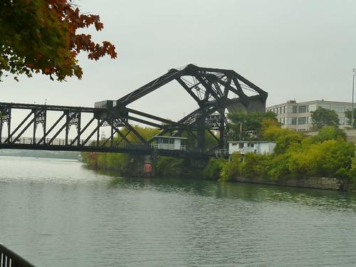 Bridge to Bird Island Pier; Buffalo, NY