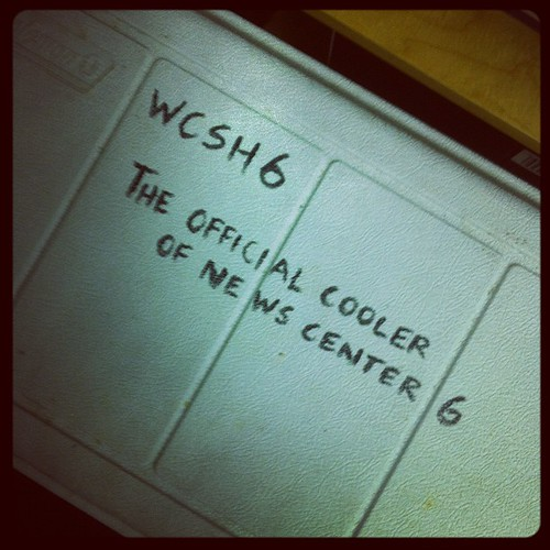 Official cooler
