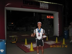 140.6 mile Expedition Ironman