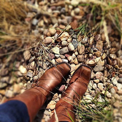 It's finally boot weather! #autumn #fall #boots