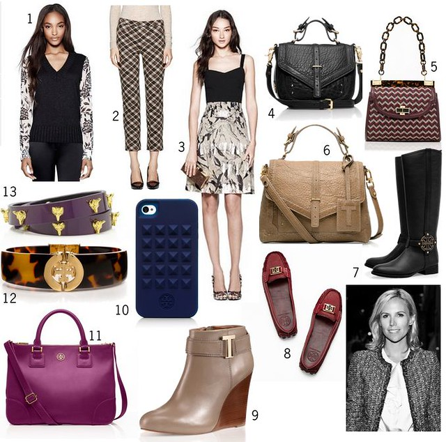 OBSESSION: Tory Burch