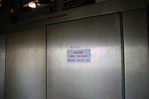 65,000 volts DC