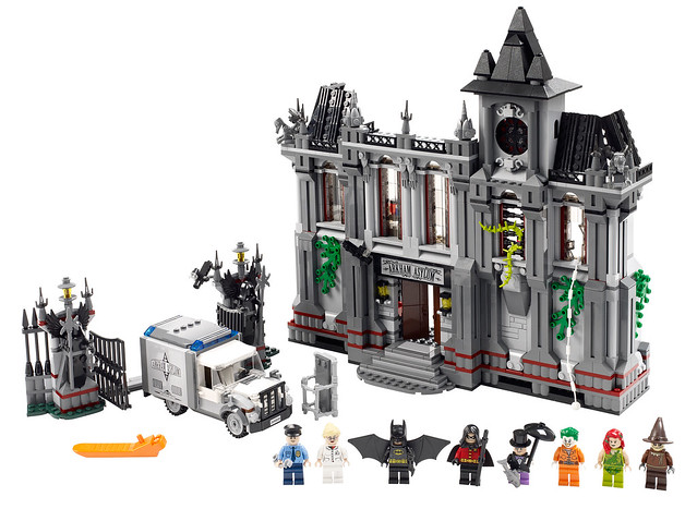 LEGO Super Heroes 10937 - Arkham Asylum Breakout