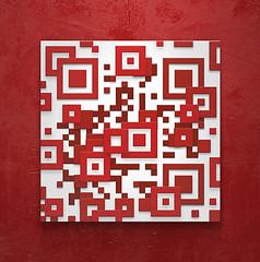 QR-canvas QR code design