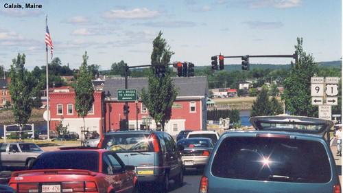 Calais ME