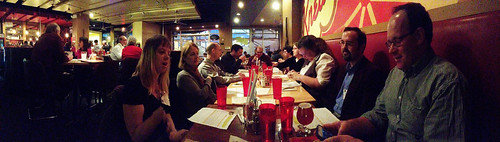 Networking Dinner at Knead (Panorama)