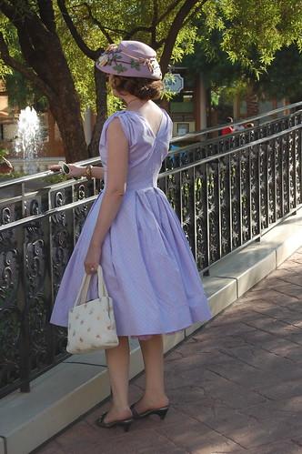 1950s Faire Dress