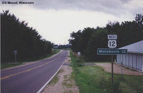 Elk Mound WI