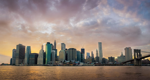 Golden September in New York City