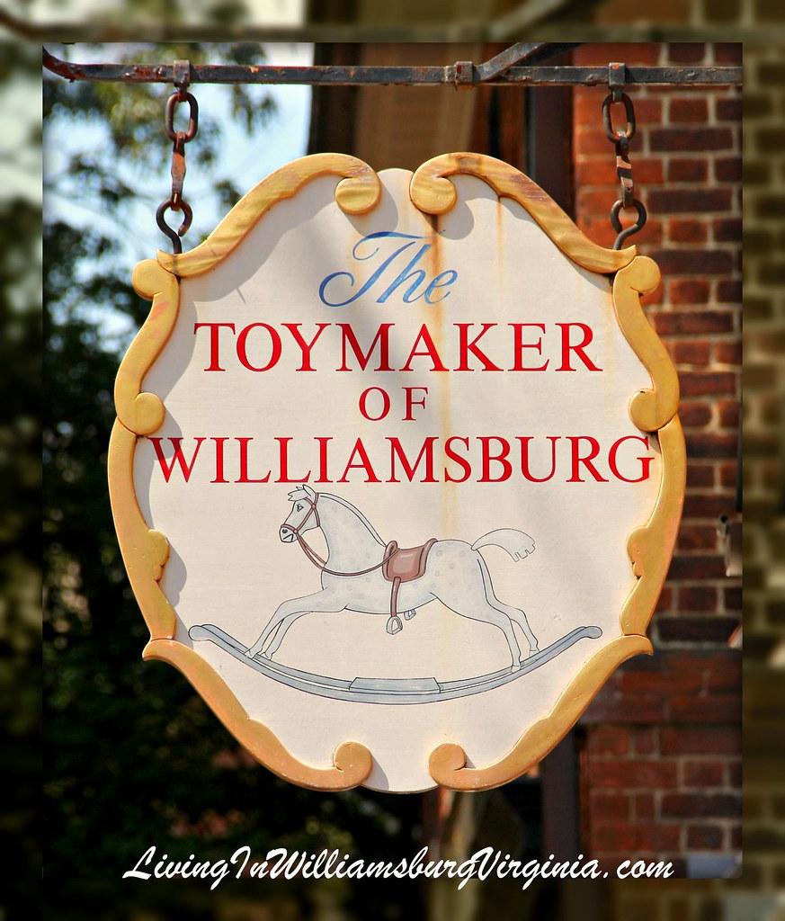 Toymaker Sign