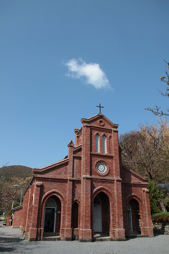Douzaki Church 堂崎教会