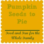 Pumpkin Seeds To Pie